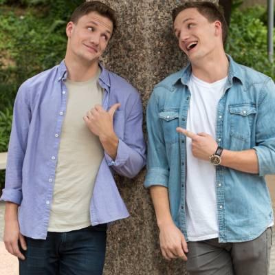Alex and Jake Yardley