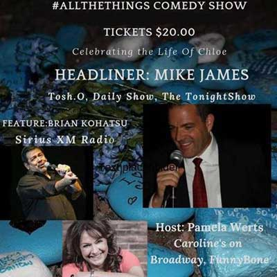 #allthethings Comedy Show