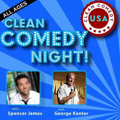Clean Comedy Night