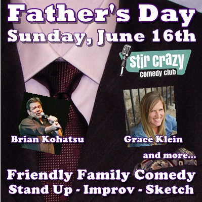 Family Friendly Father's Day Show