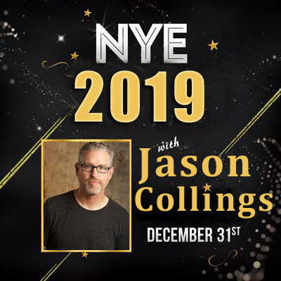 New Year's Eve w/ Jason Collings