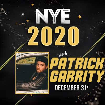 New Year's Eve w/ Patrick Garrity