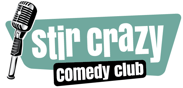 Stir Crazy Comedy Club Logo